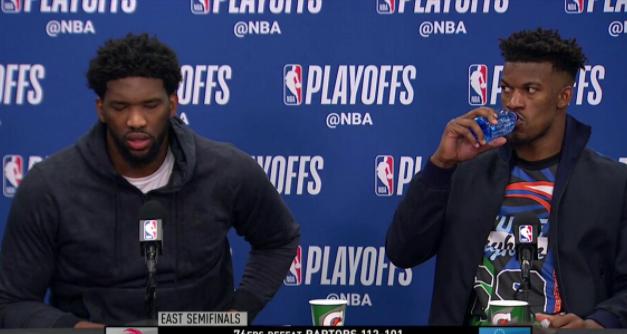 巴特勒:如果我们能够让防守带动进攻,我们将难以被击败