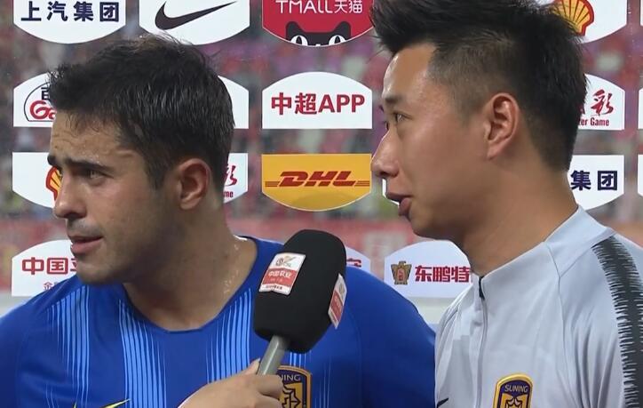 埃德尔:下半场我们更有求胜欲,两场比赛丢4分很遗憾