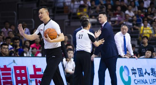 专访CBA公司竞赛总经理张雄:裁判管理是最核心部分