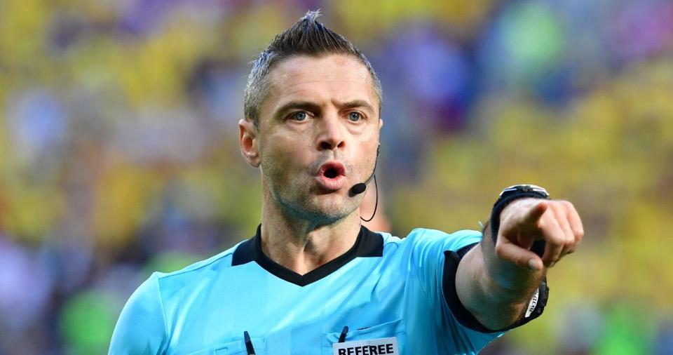斯洛文尼亚主裁执法欧冠决赛,此前执法利物浦5战4负