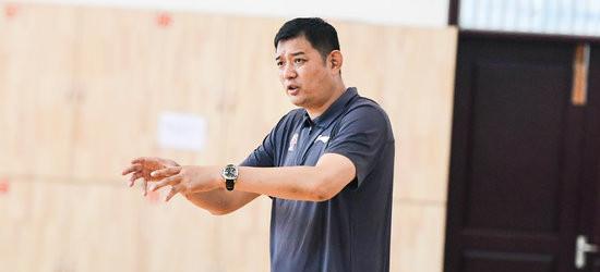 山东男篮初步敲定3场热身赛,团队还在调整