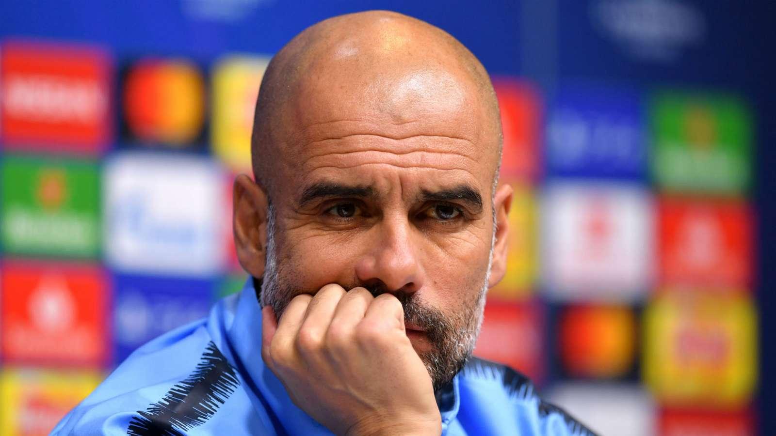 瓜帅:若欧冠没被淘汰,能否拿到联赛冠军?我也不好说