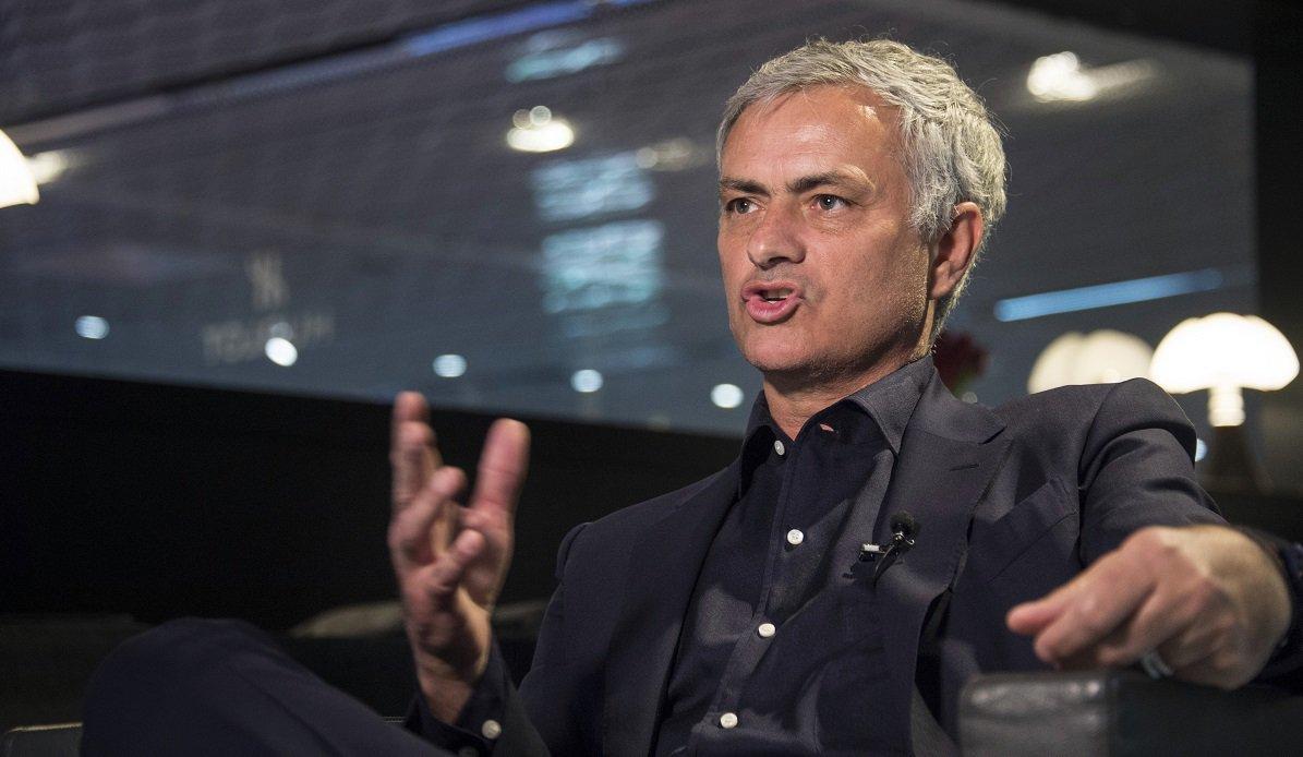 穆帅:去年离开曼联时就立刻决定, 不会在赛季中执教