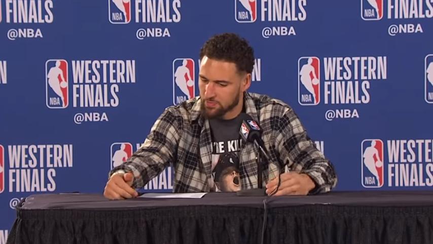 汤普森:在赛季的这个阶段,你不能出现任何松懈