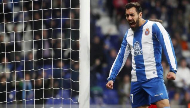 伊格莱西亚斯:感激西班牙人,武磊给球队带来灵感火花