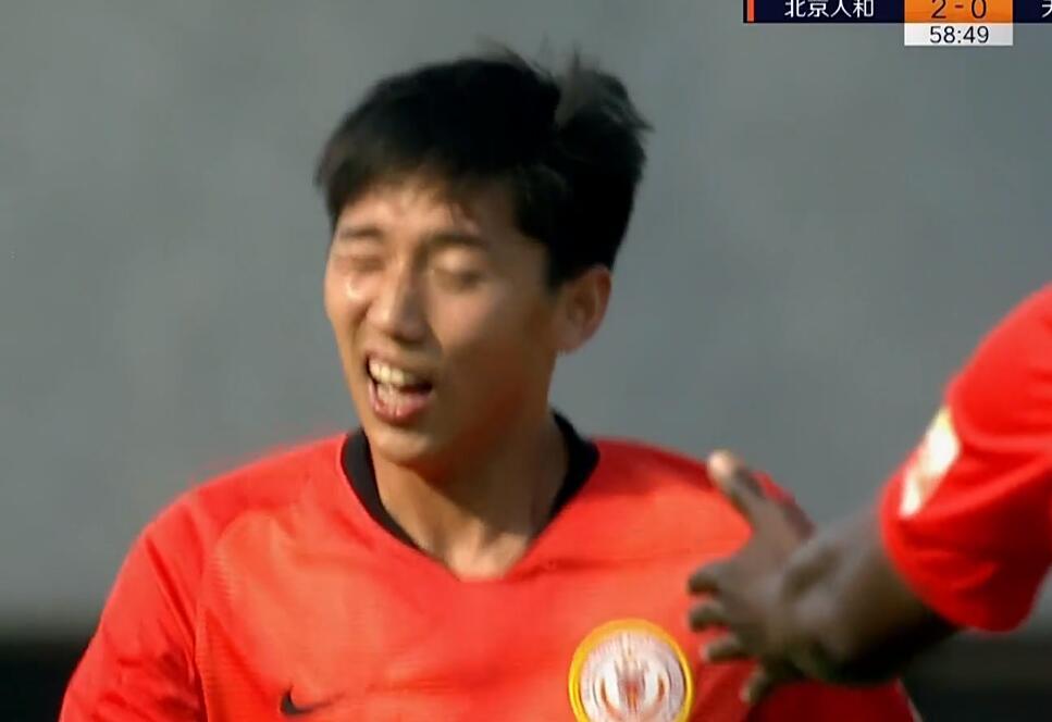 GIF:扩大优势!曹永竞造郑凯木乌龙,人和2-0泰达