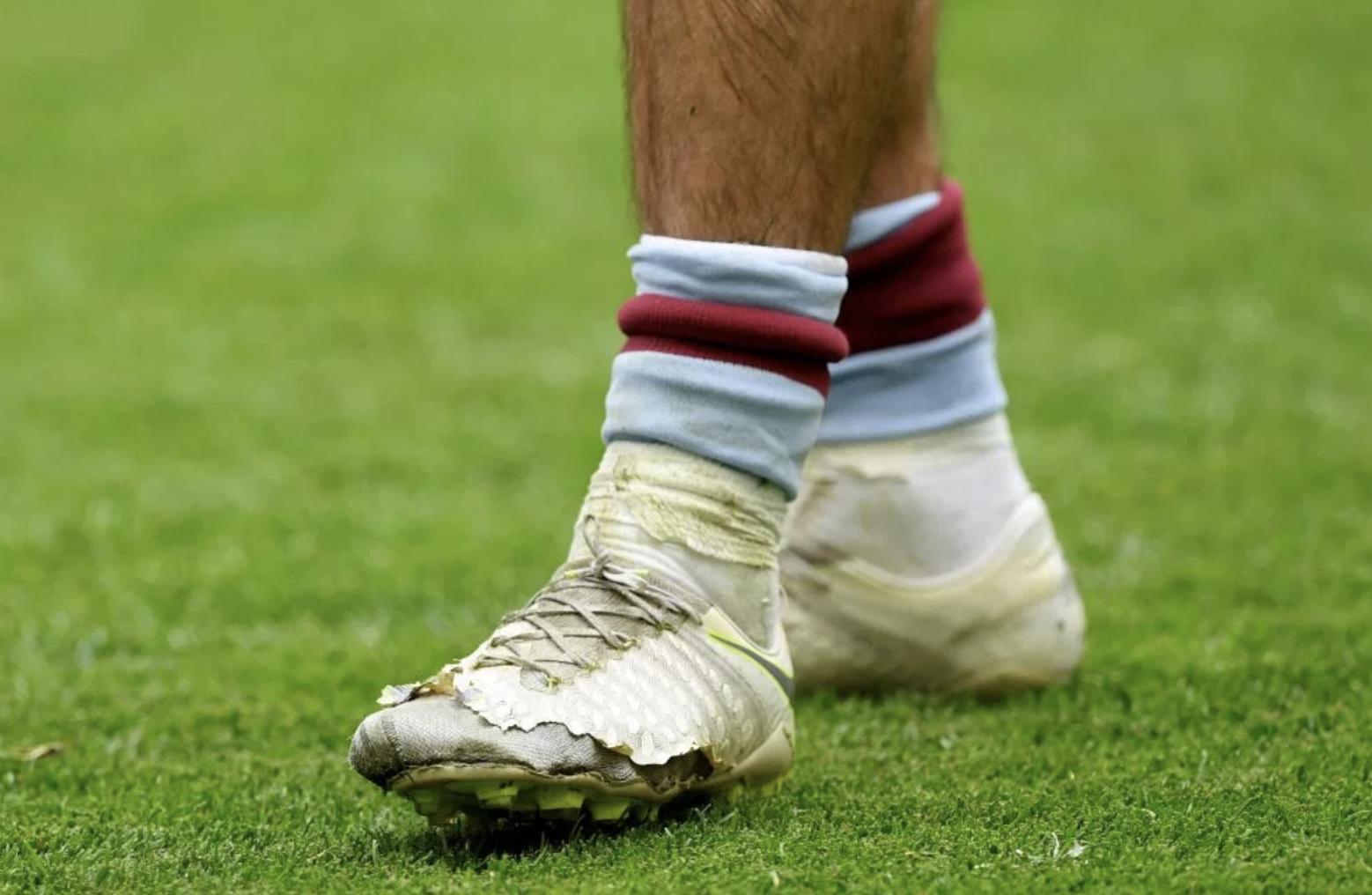 利什:能带来进球和助攻的幸运鞋, 破了也要穿