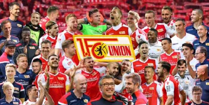 柏林联队史首次升入德甲,成德甲第56支球队