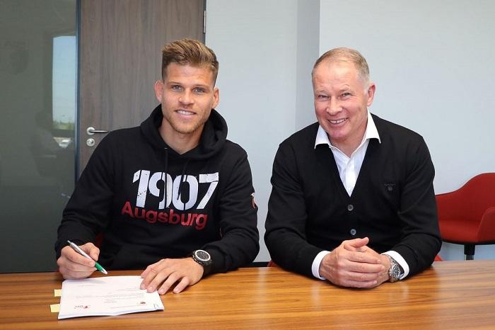 官方:奥堡签下弗赖堡前锋尼德莱赫纳