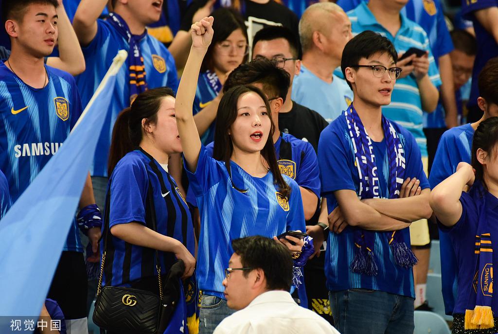 足协杯第5轮不悦目多人数:国安苏宁主场超2万,申鑫主场垫底
