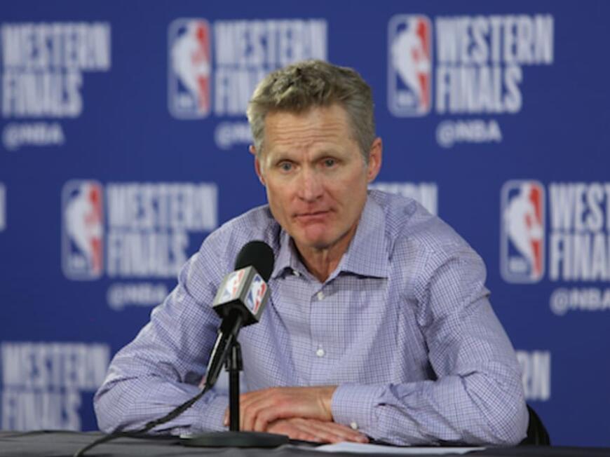 科尔:总决赛先打有点不同, 去年与火箭西决对我们有帮助