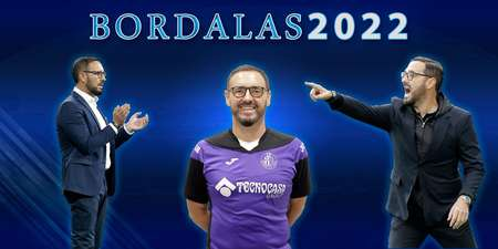 官方:赫塔菲与主帅博尔达拉斯续约至2022年