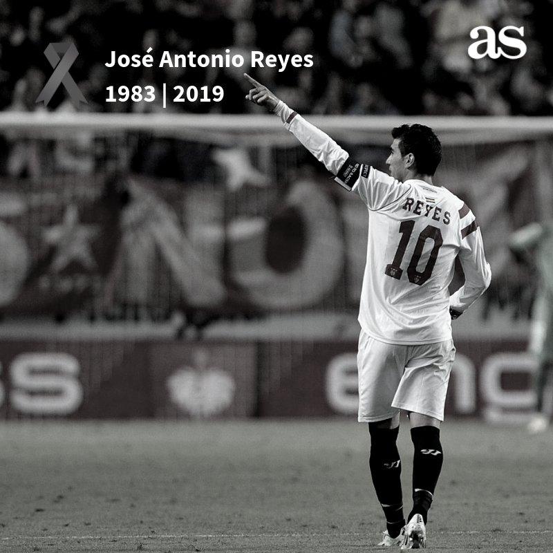 哀悼!西班牙球星雷耶斯因车祸不幸去世,年仅35岁