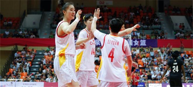 李月汝 17+  16, 中国女篮加时胜加拿大明星队