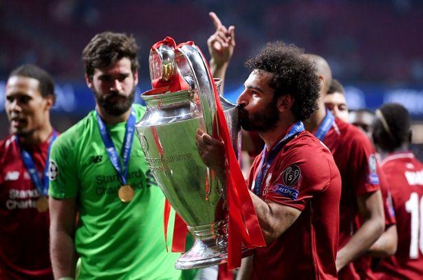 萨拉赫:赛前回顾去年决赛激励自己;赢得欧冠只是开始