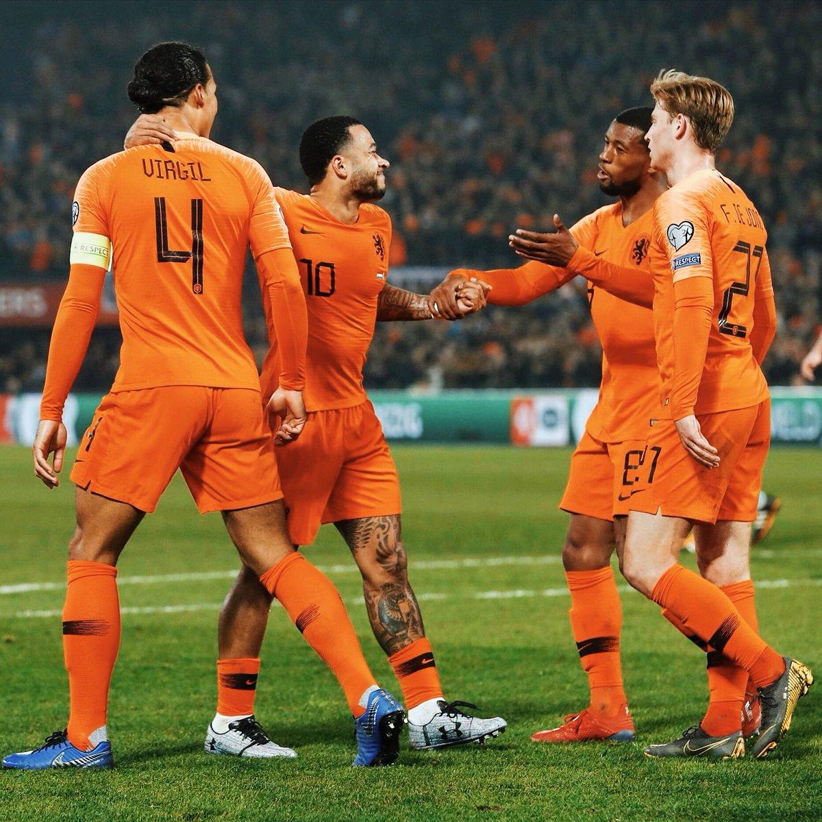 德佩祝贺利物浦荷兰双星:让我们把国家联赛也捧回家
