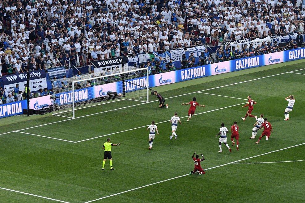 热刺本赛季欧冠踢了1080分钟,只领先过179分钟