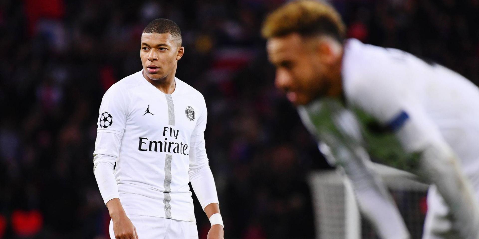 队报:巴西帮与法语帮的作梗导致巴黎赛季的战败