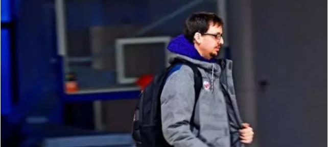 辽篮体能训练师塞尔吉奥告别:我永远是辽宁球迷