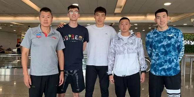 天津队5人赴美特训,特训中心曾为多位NBA球员训练