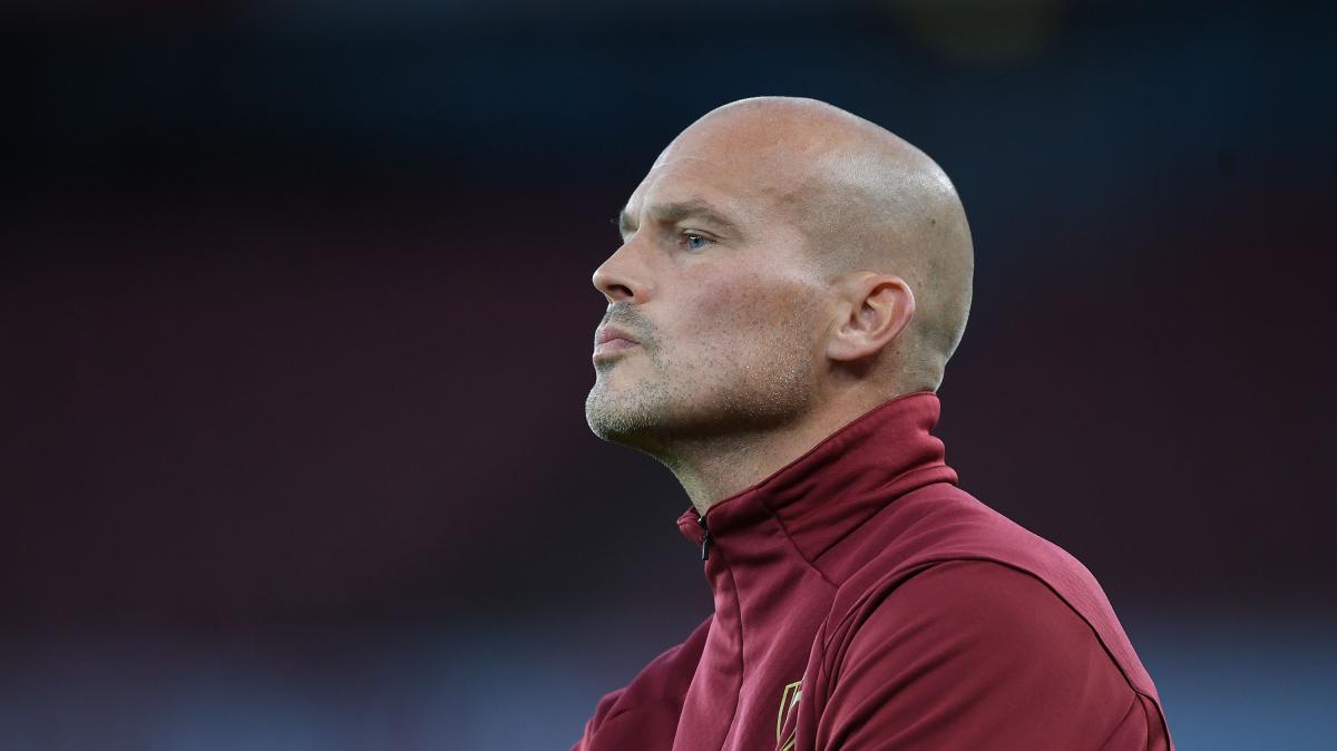 泰晤士报:永贝里下赛季将加入阿森纳一队教练组,