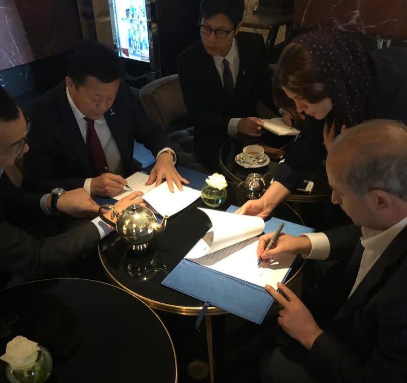 官方:中国足协与伊朗足协签订合作谅解备忘录