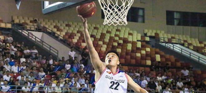 NBL第九轮:琼斯 26+  10助广西战胜合肥
