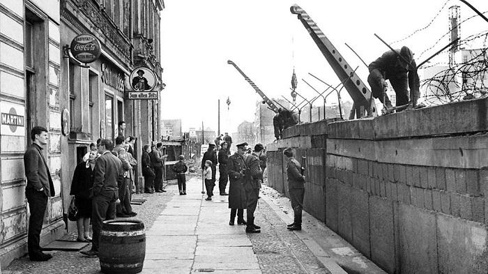 柏林墙倒塌 30年!柏林申请纪念日当天进行柏林德比