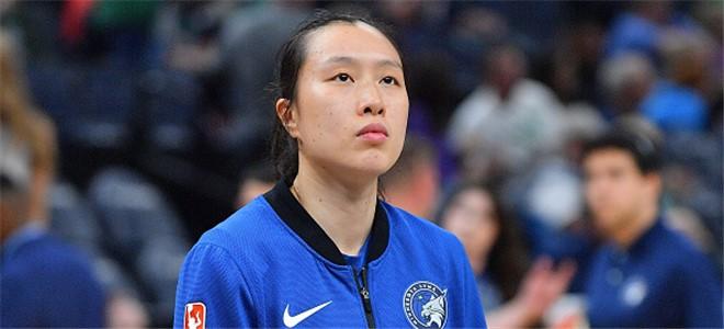 WNBA山猫4分惜败火花,邵婷连续4场未出战