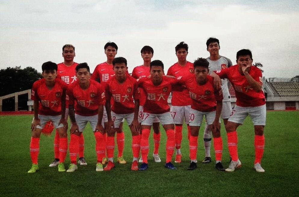 热身:王军辉亮相,恒大预备队0-0菲律宾