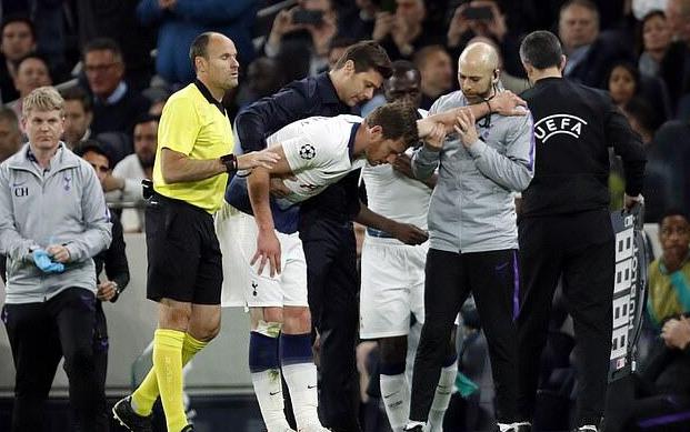 UEFA主席:赛场突发伤病令人担心,会对伤情评估进行改革
