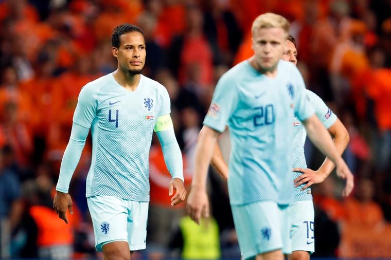 范戴克:若一路先说荷兰能晋级欧国联的决赛,也没人。会信
