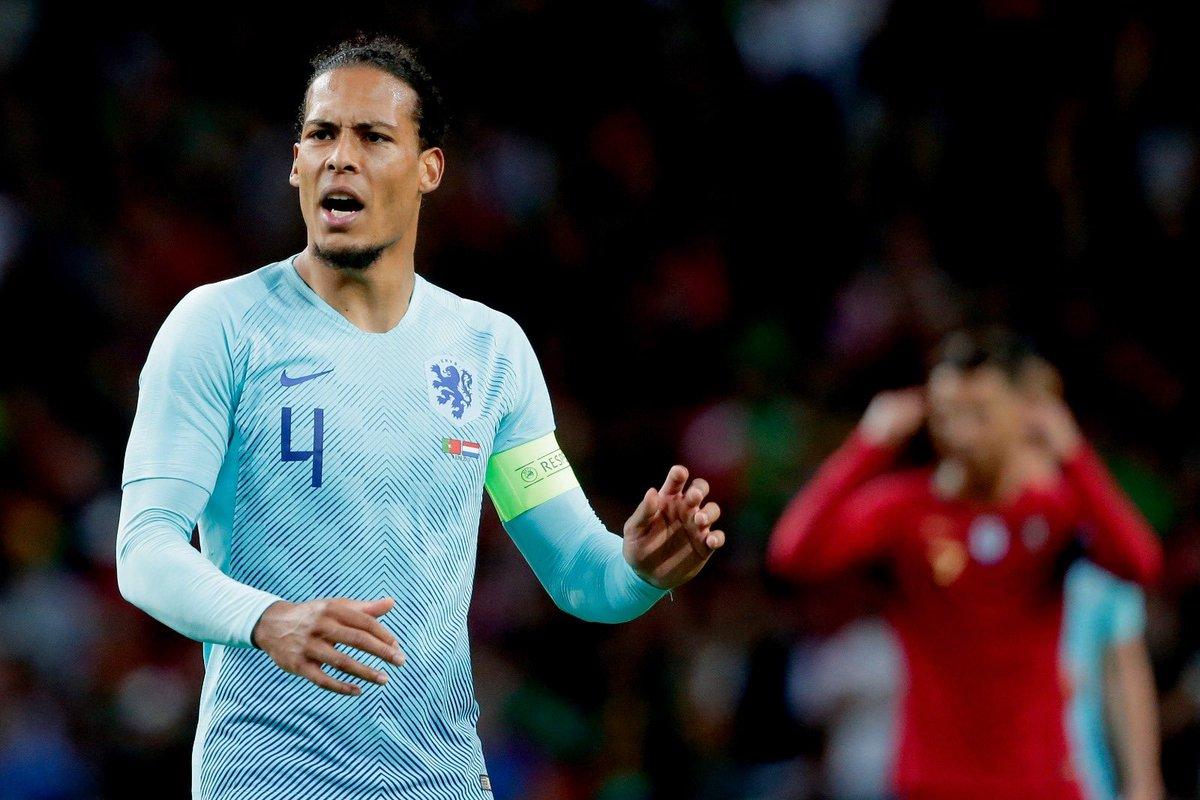 大将风范!范戴克:祝贺葡萄牙火星棋牌游戏首页,但我们荷兰也应感到骄傲