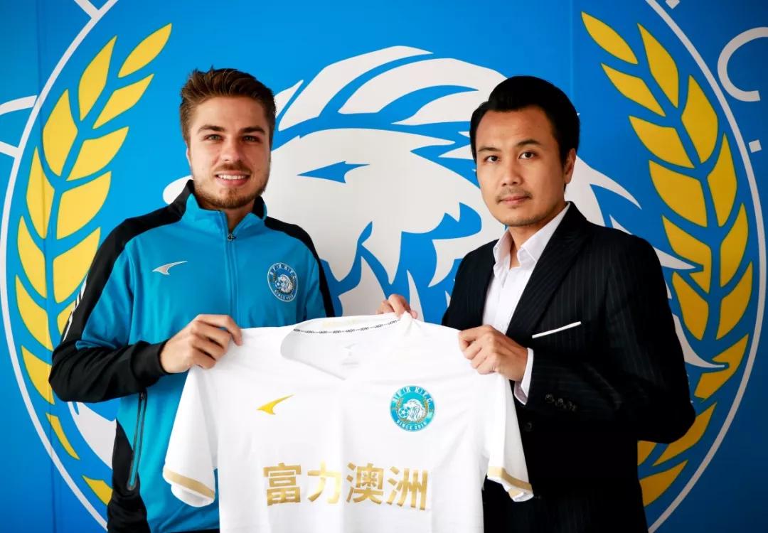 官方:新科香港足球先生伊高沙托尼加盟港超富力R&F
