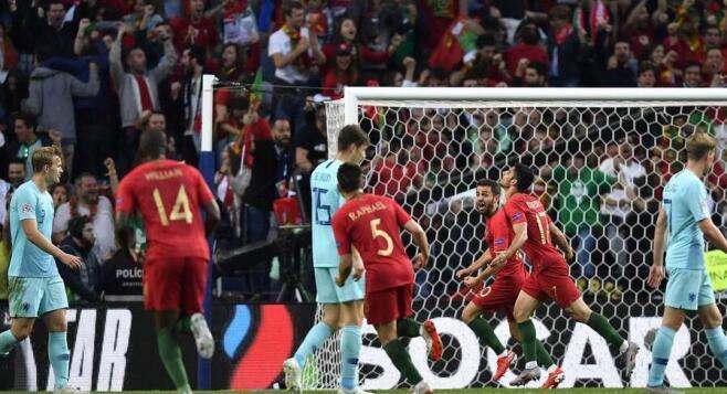 欧国联:席尔瓦助格德斯爆射制胜,葡萄牙1-0荷兰夺冠