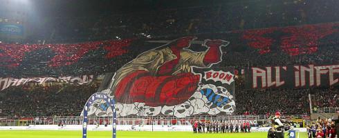 罗马体育报:米兰5年内总共亏损达到了4.13亿欧元