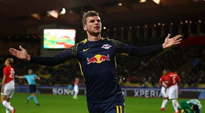 图片报:维尔纳对阵爱沙尼亚时继续担任替补