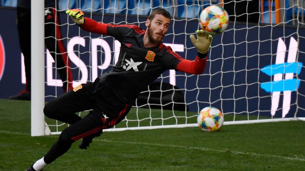 西班牙前国门谈德赫亚:在国家队从未达到在曼联的高度