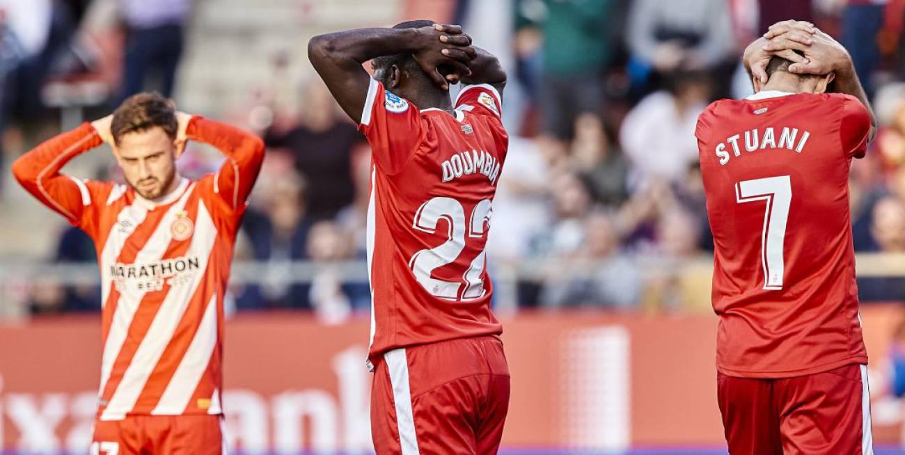 西班牙假球案:吉罗纳申请留在西甲,遭Laliga拒绝