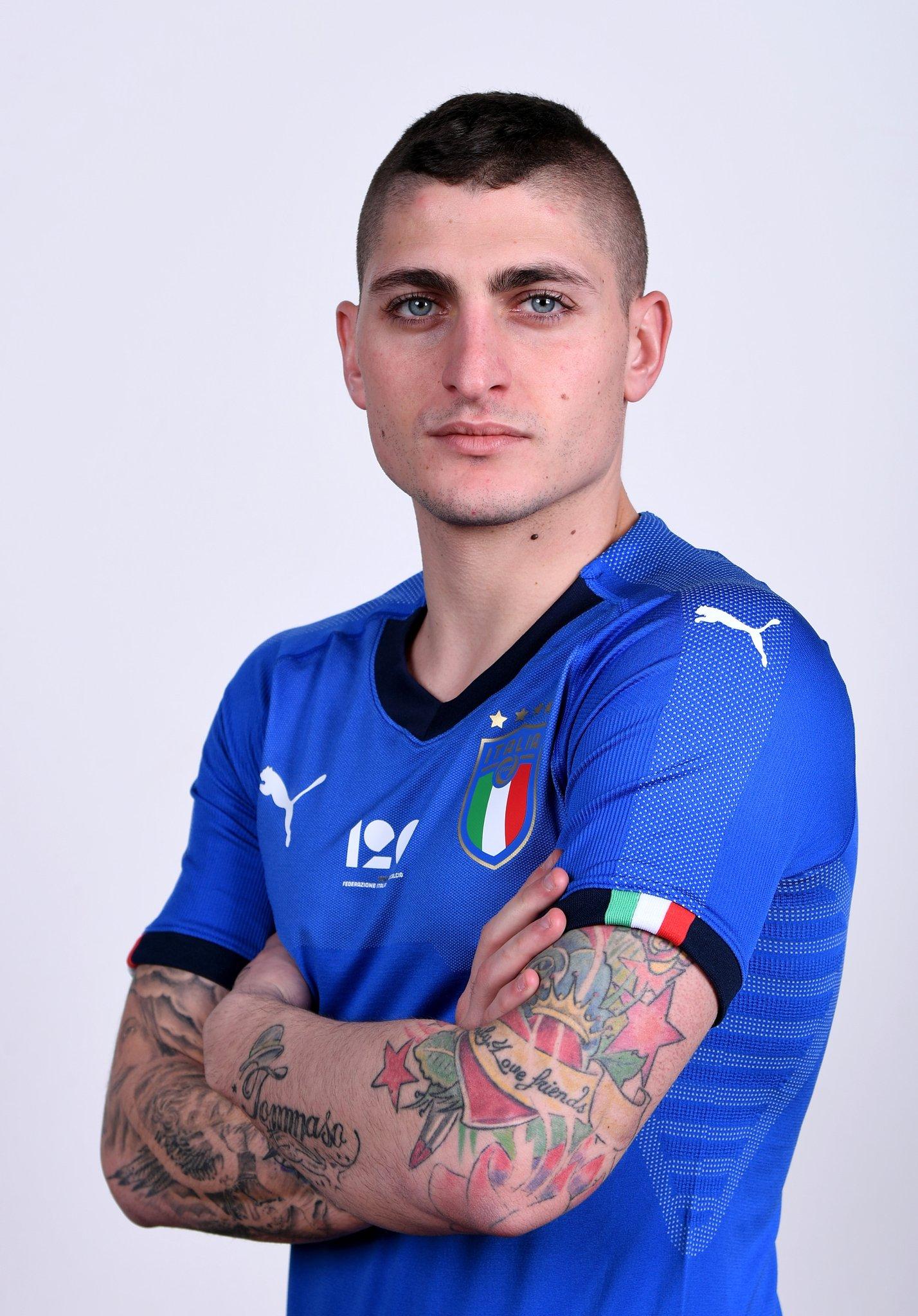 GIF:因西涅助攻维拉蒂推射破门,意大利2-1波暗