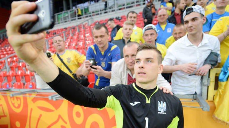 5战仅失3球,皇马门将卢宁助乌克兰始进世青赛决赛