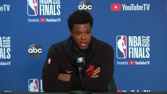 洛瑞:伦纳德真的亲喜欢篮球,他支付了大量的竭力