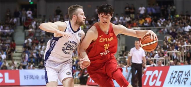 中国男篮与NBL联队热身赛票价出炉