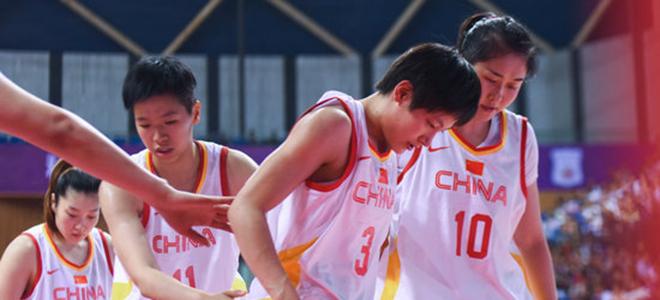 杨力维 16分, 中国女篮胜加拿大