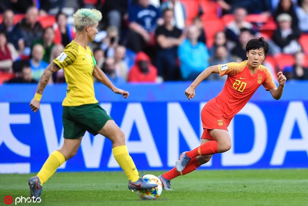 张睿:西班牙女足风格与男足类似,我们要全力争胜