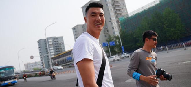 翟晓川:联哥是榜样,脚伤恢复不错望尽快融入国家队