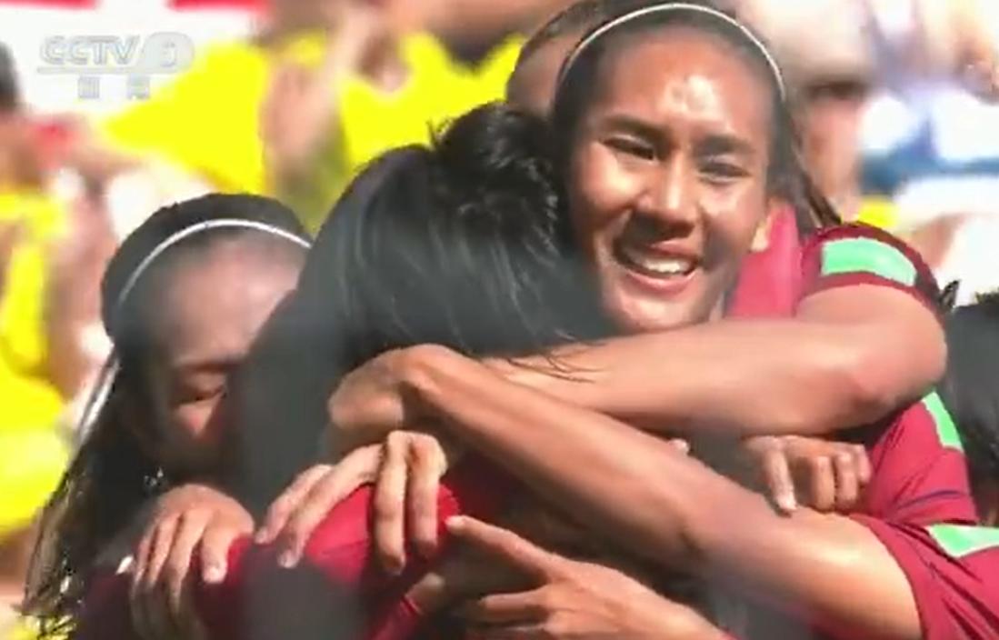女足世界杯:瑞典、美国双双取胜,携手提前出线
