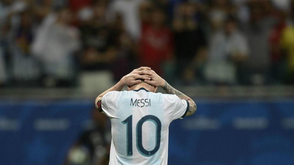 屡次换帅,梅西14年阿根廷国家队生涯已历经9位主帅