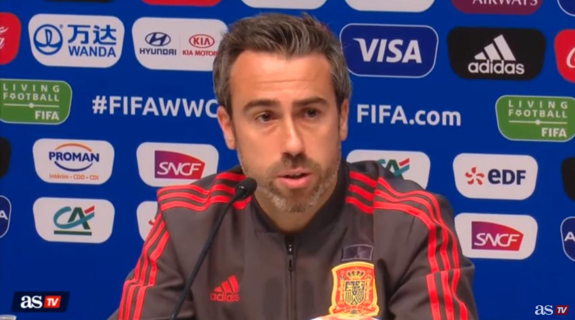 西班牙女足主帅:中国队总是走在。损坏规则的边缘