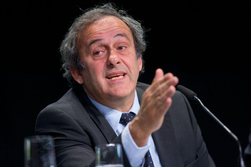 因涉嫌 2022年卡塔尔世界杯腐败问题, 普拉蒂尼被捕